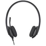 Logitech USB Headset H340 - Slúchadlá s mikrofónom