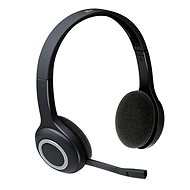 Logitech Wireless Headset H600 - Headphones with Mic