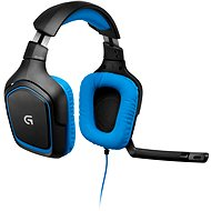 Logitech G430 Surround Sound Gaming Headset - Sluchátka s mikrofonem