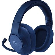 Logitech G433 Surround Sound Gaming Headset Blau - Kopfhörer mit Mikrofon