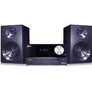 LG CM2460 - CD Microsystem