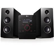 LG CM2760 - Micro Hi-Fi Audio System mit CD