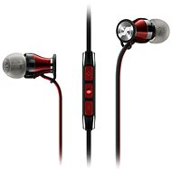 Sennheiser MOMENTUM In-Ear G Black-Red - Kopfhörer