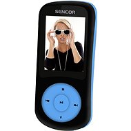 Sencor SFP 5870 BBU blue - MP4 Player