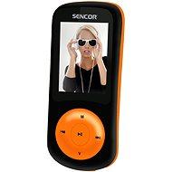 Sencor SFP 5870 BOR orange - MP4 Player