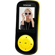 Sencor SFP 5870 BYL yellow - MP4 Player