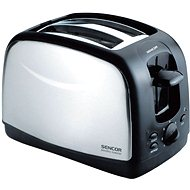 Toaster SENCOR STS 2651 electronic timer, metal body, 850W