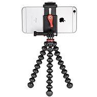 JOBY GripTight Action Kit fekete / szürke / piros - Mini fotóállvány