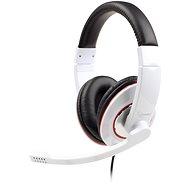 Gembird MHS-001 glossy white