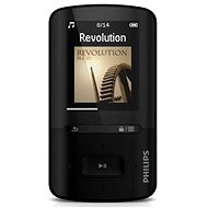 Philips ViBE SA4VBE08KF black - MP4 Player