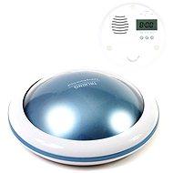 Stolní budík s hlasovým výstupem modrý - Budík