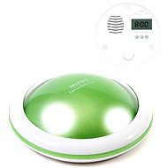 Stolní budík s hlasovým výstupem zelený