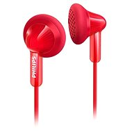 Philips SHE3010RD red