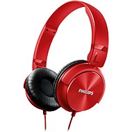 Philips SHL3060RD red - Headphones