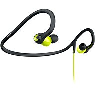 Philips SHQ4400CL Black/Yellow - Headphones