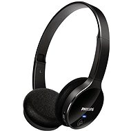 Philips SHB4000 schwarz - Kopfhörer mit Mikrofon