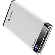 CellularLine FREEPOWER MANTA 8000 mAh, bílá - Power Bank