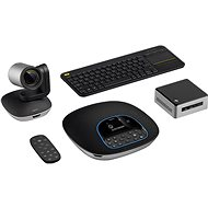 Logitech ConferenceCam Group Kit s Intel NUC - Set