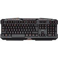 Trust GXT 280 LED Illuminated Gaming Keyboard HU - Billentyűzet