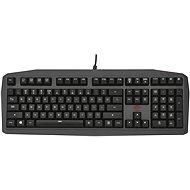 Trust GXT 880 Mechanical Gaming Keyboard - Klávesnica