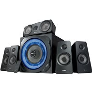 Trust GXT 658 Tytan 5.1 Surround Speaker System - Speakers