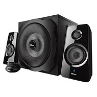 Trust Tytan 2.1 Subwoofer Speaker Set Bluetooth - Black