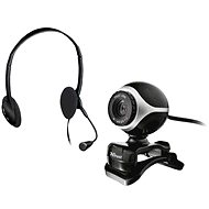 Trust Exis Webcam + Headset - Webcam