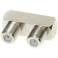 F coupling FF 13W, 5pcs - Coupler