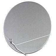 Satelitná hliníková parabola 166x155cm