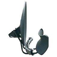 Bügeleisen Toroidal Satellitenschüssel 90