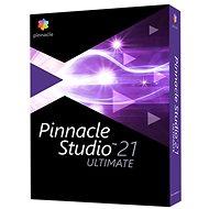 Pinnacle Studio 21 Ultimate - Střihový software