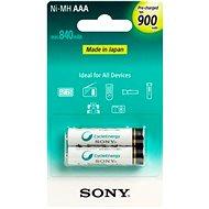 Sony NiMH 900mAh, AAA, 2ks - Akumulátory