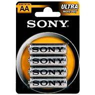 Sony ULTRA R6/AA, 4 Stück - Batterie