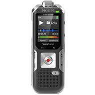Philips DVT6010 black-silver - Digital Voice Recorder