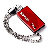 Silicon Power Touch 810 Red 32GB - Flash disk