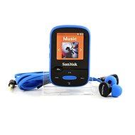 SanDisk Sansa Clip Blau Sports 8 Gigabyte
