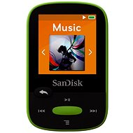 SanDisk Sansa Clip Sports 8GB lime - Mp3 lejátszó