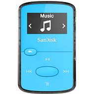 SanDisk Sansa Clip Jam 8 GB hellblau - MP3 Player
