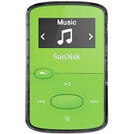 SanDisk Sansa Clip Jam 8 GB light green