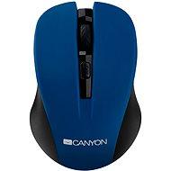 Canyon CMSW1BL černo-modrá - Myš