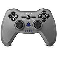 Canyon 3 in1 Wireless Gamepad GPW6 šedý