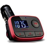 Energy Sistem Car MP3 f2 Racing Red - Bezdrátový FM vysílač