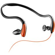 Energy Sistem Earphones Running One Neon Orange