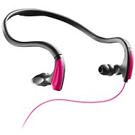Energy Sistem Earphones Running Two Neon Pink - Slúchadlá