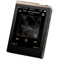 COWON PD 32 gigabytes - black / gold