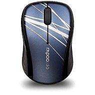 Rapoo 3100p 5.8GHz modrá