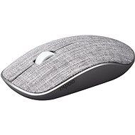 Rapoo 3510 Plus šedý textil