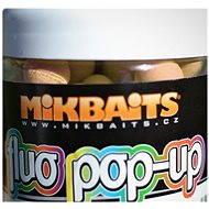 Mikbaits - Plovoucí fluo Pop-Up Bílý halibut 18mm 250ml - Pop-Up