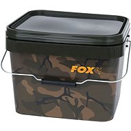 FOX Camo Square Bucket 10L - Kbelík
