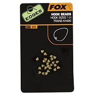FOX Edges Hook Bead Velikost 7-10 Trans Khaki 25ks - Stopper